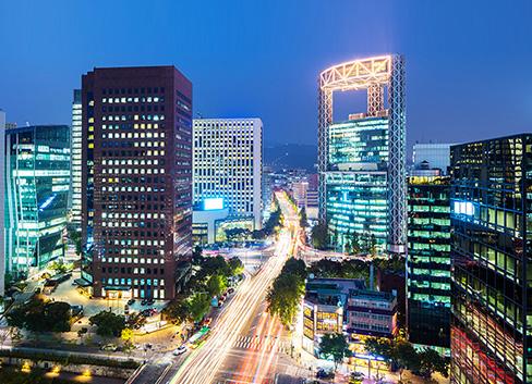<br>为您介绍首尔秋日欣赏夜景的好地方。
